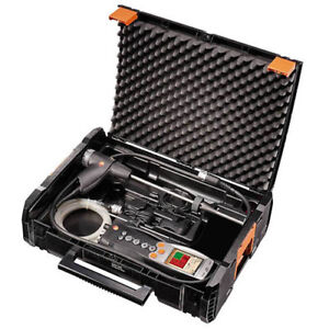 Testo 330 2g Kit 1 Commercial industrial Combustion Analyzer Kit