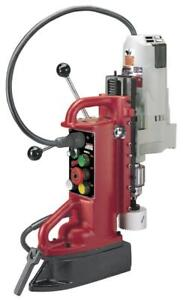 Milwaukee 4206 1 Adjustable Position Magnetic Drill Press With 3 4 In Motor New