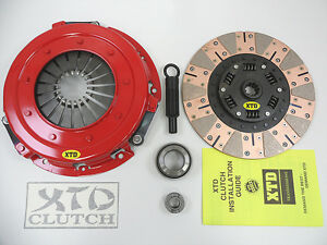 Xtd Pro Stage 3 Dual Friction Clutch Kit Mustang 4 6l Gt 11 26 Spline Tko T56