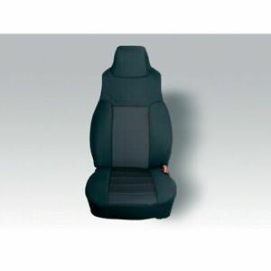Fabric Front Seat Covers 97 02 Jeep Wrangler Tj