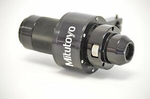 Mitotoyo Lens System Optical Assembly W Focus Ring 7 Long Cmm Microscopy