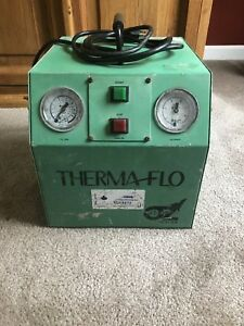 Therma Flo Oz saver 600 Light Refrigerant Recovery Unit Hvac