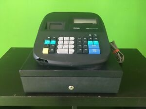 Royal 120dx Electronic Cash Register no Key