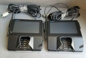 Verifone Mx925ctls 2 Pieces Working Full From Toys r No Power Supply Included
