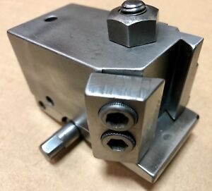 Davenport Screw Machine Dovetail Holder P n 3060 10 Sa