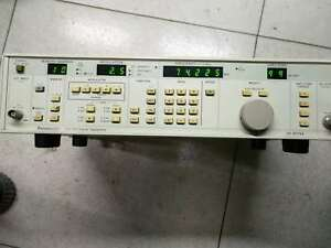 1pc Panasonic Fm am Signal Generator Vp 8174a 220v In Good Condition