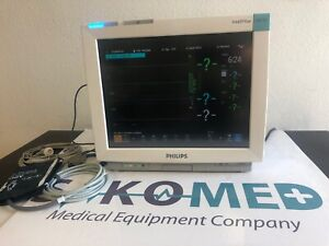 Philips Intellivue Mp70 Patient Monitor With M3001a