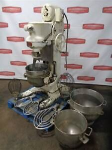 Rare Vintage Century 60 Quart Commercial Mixer With Attachments Cheap