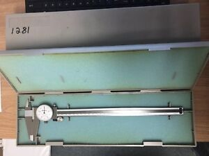 Mitutoyo Metric Dial Calipers 0 300mm