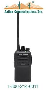 New Vertex standard Evx 261 Vhf 136 174 Mhz 5 Watt 16 Channel Two Way Radio