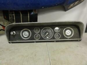 1967 1972 Ford Truck Instrument Panel W Gauges 1968 1969 1970 1971