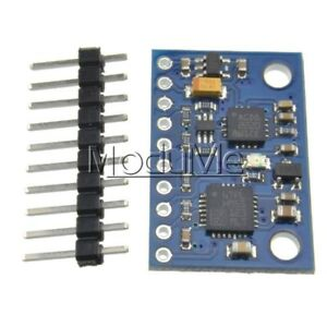 Gy 82 9 axis Electronic Compass And Gyroscope Accelerometer Module Lsm303dlh L