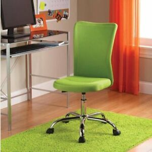 Adjustable Mesh Desk Chair green office work computer school supportive comfort
