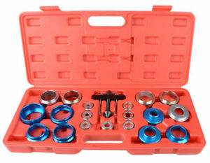 20pcs Universal Camshaft Bearing Remover Installer Tool Set Crank Seal Removal