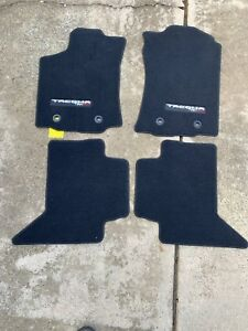 Toyota Oem 2018 Tacoma Trd Sport Carpet Floot Mats Factory 4 Piece
