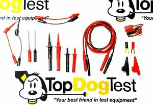 Probe Master 9104s Electronic Deluxe Test Lead Kit 48 120 Cm