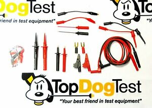 Probe Master 9104r Electronic Deluxe Test Lead Kit 48 120 Cm new
