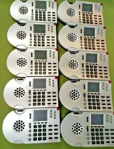 lot Of 10 Shoretel Ip 230 Voip Office Phone no Handsets