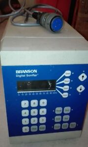 Branson Digital Sonifier 450 Cell Disruptor Controller As Is