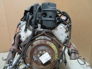 07 08 Chevy Ly6 6 0 Liter 118k Complete Ls Swap Dropout Engine Motor