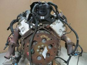 6 0 Liter Engine Motor Lq4 Gm Chevy 89k Complete Drop Out Ls Swap