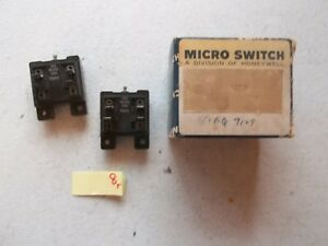 Lot Of 2 New Micro Switch Miniature Switch Lsz3a 172 2