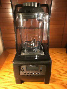 Vitamix 36019 the Quiet One on counter vm0145 Commercial Blender W Container