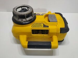 Dewalt Rotary Laser Level Dw079 No Battery No Remote tool Only