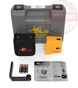 Pls180 Self leveling Laser Level line Plumb layout framing drywall 60521 hilti
