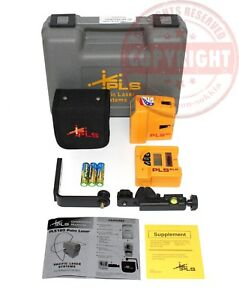 Pls180 Self leveling Laser Level line Plumb layout framing drywall 60525 hilti