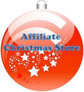 Christmas Store Website Business For Sale Turnkey Amazon Affiliate