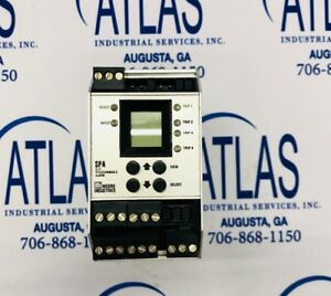 Moore Industries Programmable Relay Spa hlprg 4prg u a26