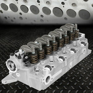 4d56 t Diesel Engine Aluminum Assembled Cylinder Head For Mitsubishi Pajero L200