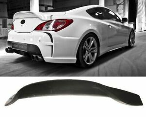 For 10 16 Hyundai Genesis Coupe 2dr Trunk Lid Spoiler Wing Unpainted Urthane