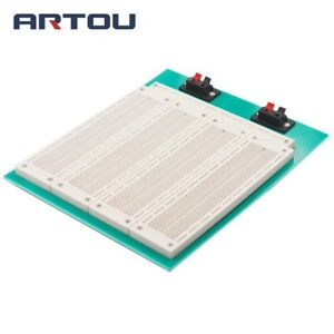 4 In 1 700 Position Point Syb 500 Tiepoint Pcb Solderless Bread Board Breadboard
