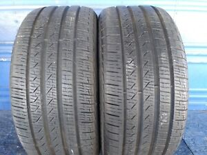2 Pirelli Cinturato P7 A s 245 40 18 Bmw With 8 5 32nd Tread Left 97 V