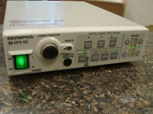 Olympus Otv s5 Endoscopy Video Camera Processor