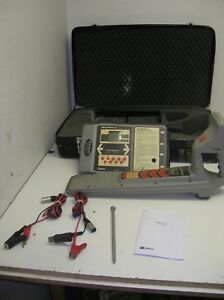 Radiodetection Rd400 Pxl 433 Hctx Utility Cable Pipe Locator 4000 8000 7000