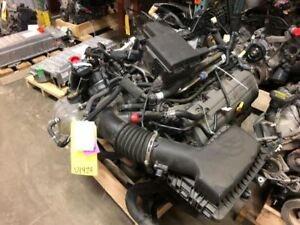 15 16 Mustang 5 0l Coyote Engine Complete Liftout Assembly 29k