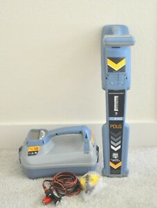 Spx Radiodetection Rd8100 Pdlg Tx 10 Pipe Cable Locator Clean
