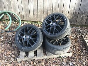 18 Inch Wheels And Tires Revolution Racing Rr06