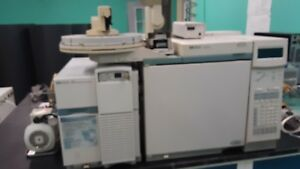 Hp agilent 5973 With 6890