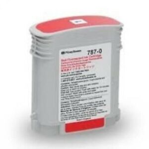New Sealed 787 0 Red Ink Cartridge For Connect Series