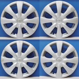 2009 2013 Toyota Corolla 61147s 15 Hubcaps Wheel Covers 4262102060 Sale Set