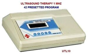 Electrotherapy Physiotherapy Ultrasound Ultrasonic Therapy Machine Relief Hd