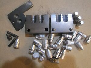 Saeco 428 Double Cavity Bullet Mold Lead Bullet Casting Mould