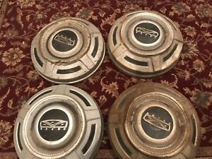 Vintage 1967 1976 Ford 3 4 Ton 1 Ton Truck Dog Dish Hubcap 12