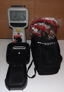Megger Mit410 tc Insulation And Continuity Tester Barely Pre owned