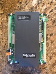 Schneider Electric Mnb 1000 Tac I a Series Micronet Bacnet Plant Controller