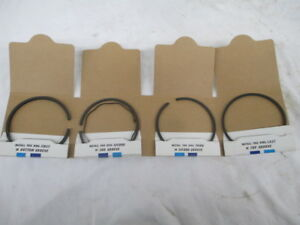 Wisconsin Piston Ring Set dr15ds10
